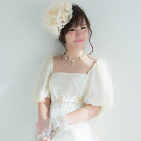 ドレスマニア自由が丘アトリエ ウェディングドレスのレンタル、プレタポルテ、オーダー... お気に入りのドレスを見つけるウェディングドレス Vermmer