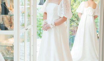 ウェディングドレス レンタル プレタ オーダー | ドレスマニア Dress Mania ウェディングドレス シルク レース オーダー プレタポルテ 東京 ドレスショップ 可愛い 海外 教会 リゾート ブログ 自分のサイズに合ったウェディングドレスを着よう