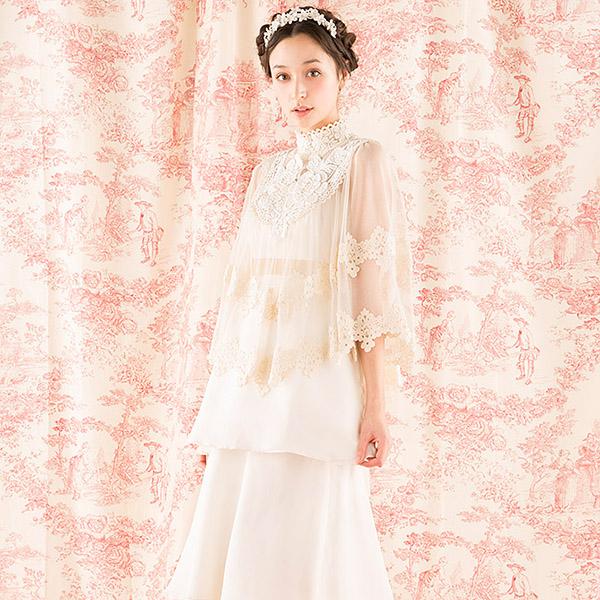 ドレスマニア ウェディングドレス レンタル プレタ オーダー N0026