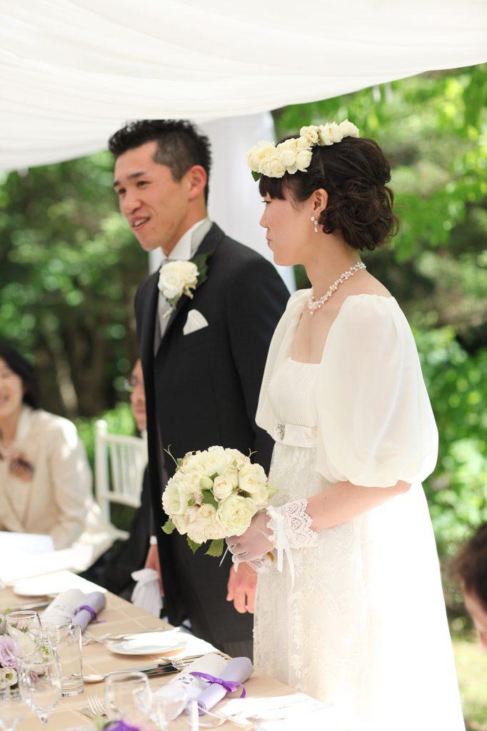 ドレスマニア ブログ 素敵な先輩花嫁様 Dress Mania
